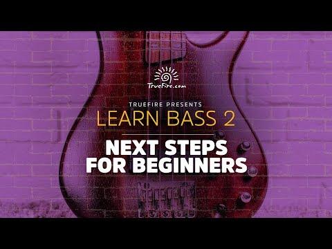 Learn Bass 2: Next Steps for Beginners - Intro - Stu Hamm