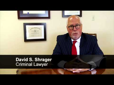 DUI Lawyer, Pittsburgh PA | Attorney David S. Shrager