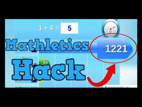 Mathletics Hack December 2017 !!!
