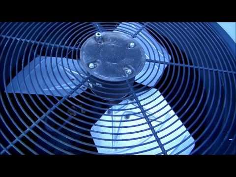 hvac:york heat pump icing up a few problems found