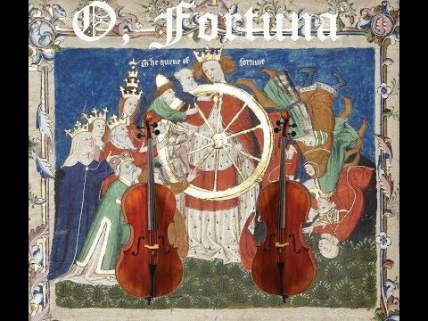 O, Fortuna (Cello Craziness)