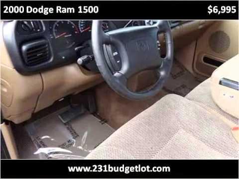 2000 Dodge Ram 1500 Used Cars Lebanon TN