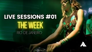 DJ Anne Louise - Video Live Sessions 1 - The Week Rio 03.03.2018