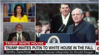 Reagan Interpreter: Democrats Wanting Trump Interpreter Hauled Before Congress: