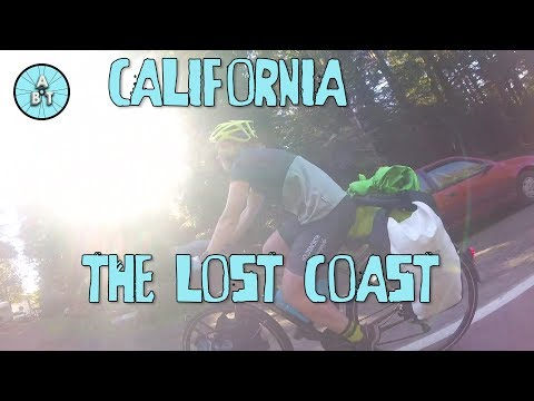 Cycling the Lost Coast, California | Adventure Bike Touring