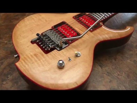 What Is A Highline Guitars' Custom Build?