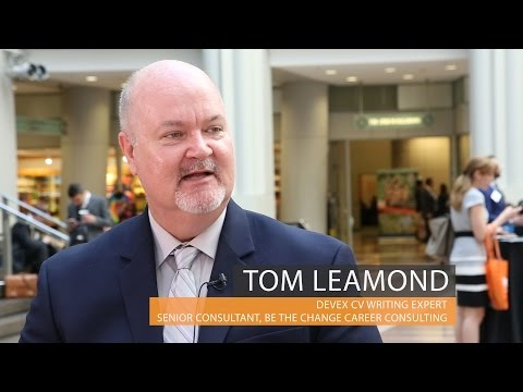 Tom LeaMond on how to improve your CV