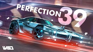 ROCKET LEAGUE PERFECTION 39 | MOST SATISFYING GOALS, FREESTYLE, IMPOSSIBLE SHOTS MONTAGE