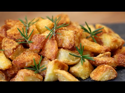 The Best Homemade Crunchy Roasted Potatoes | How Tasty Channel