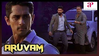 Aruvam Movie Climax Fight | Siddharth takes revenge on the adulterers | Catherine | End Credits