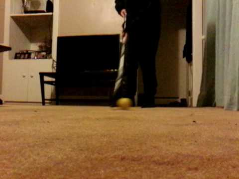 First hockey video