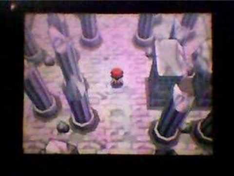 Pokemon Diamond and Pearl Spear Pillar Music