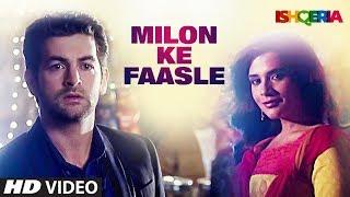Milon Ke Faasle Video Song | Ishqeria | Richa Chadha | Neil Nitin Mukesh