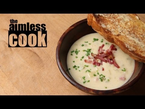 Ham and Potato Chowder Recipe - Cheap Comfort Food