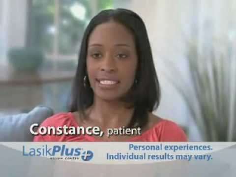 Constance Talks About Her WOW Moment After LASIK