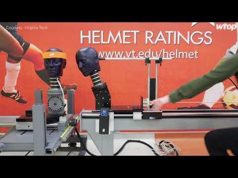 Va. Tech helmet lab expands rankings to include soccer headgear
