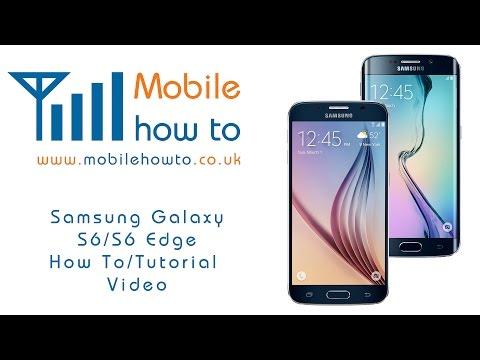 How To Sync Calendar - Samsung Galaxy S6/S6 Edge