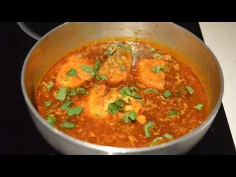 Salmon Fish Curry (Spicy Fish Curry Recipe )