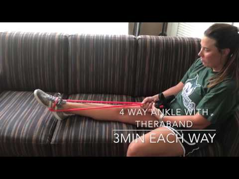 Tibial Fracture Phase 2 Rehab