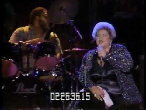 Etta James Live