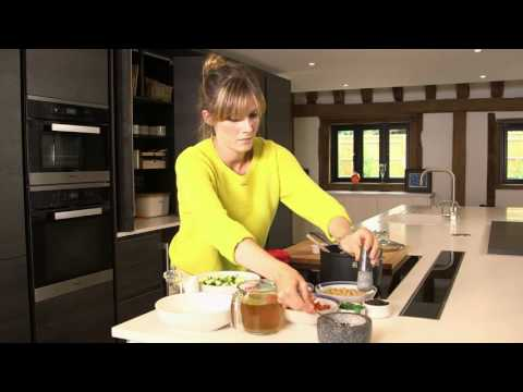 How to make a Vegetable Tagine with Cathryn Dresser