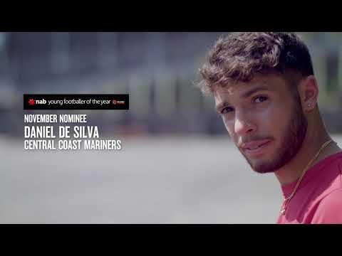 NAB Young Footballer of the Year – November nominees
