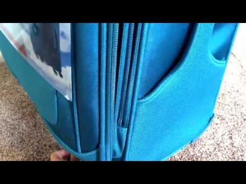 The American Tourister ILITE XTREME 21