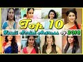 Download Top 10 Tamil Serial Actress of 2018 | Best Actress In Tamil Serial | Sun Tv | Vijay TV | Zee Tamil To Mp4 3Gp Full HD Video 1