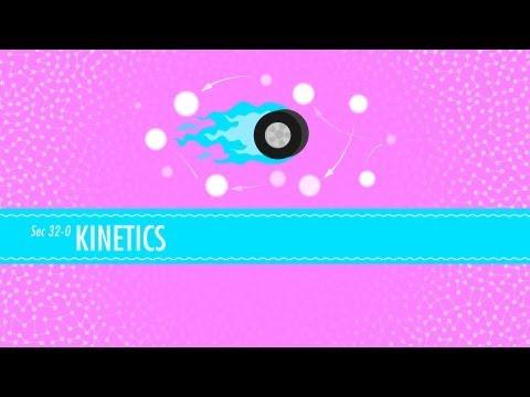 Kinetics: Chemistry's Demolition Derby - Crash Course Chemistry #32