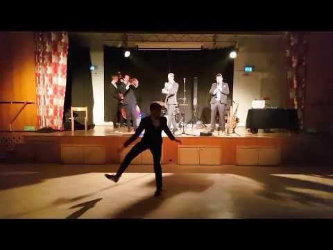 Daniil Nikulin Improvising to Bugsy by Gentlemen & Gangsters