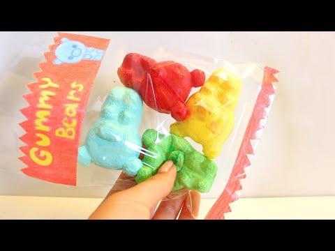 DIY Gummy Bear Squishy!