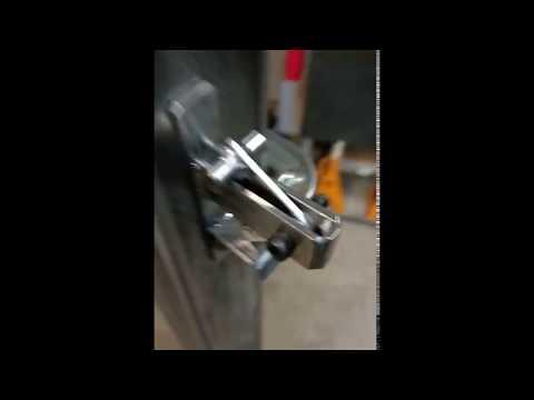 Tig Welding Gate Latch - DIY