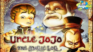 Uncle Jojo the Magic Log (2017) New Released Full Hindi Dubbed Movie | Hollywood Blockbuster Movies