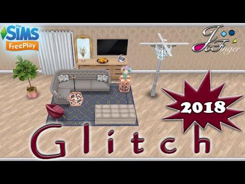 The Sims FreePlay ⚙️| GLITCH 2018 |⚙️ By Joy.