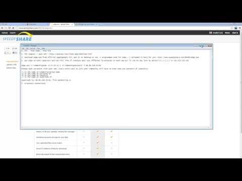 How to set up N2N VPN P2P protocol