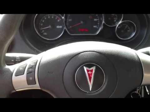 2007 Pontiac G6 Steering Wheel Shake