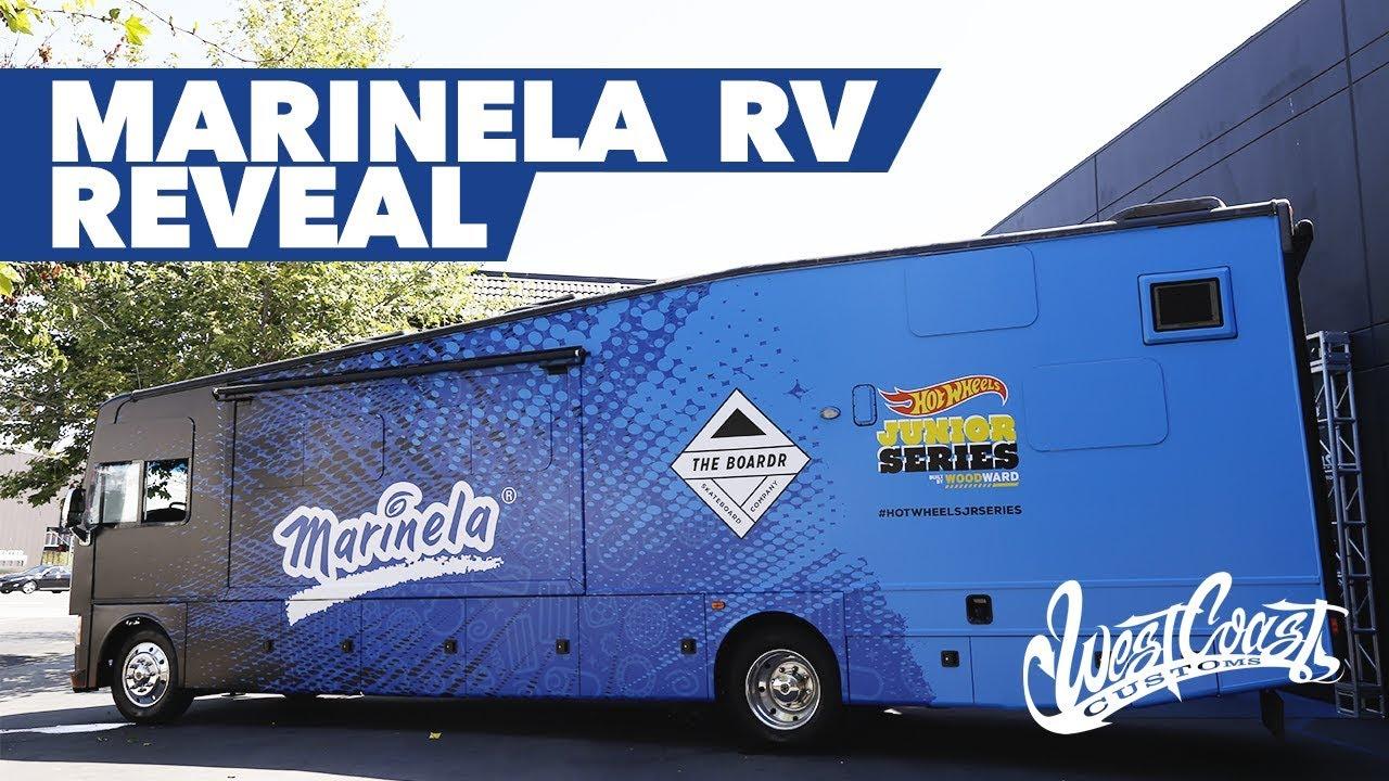 Marinela's Custom Tour Bus for The Boardr (Part 4)   West Coast Customs