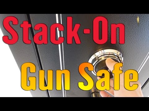 Stack-On Gun Safe - Review