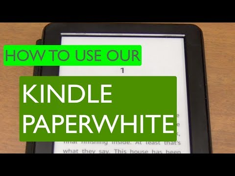 How to use our Kindles - Deerfield Public eTutor