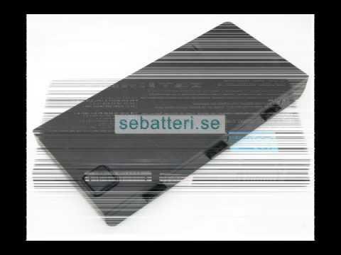 MSI BTY-M6D batteri, 11.1V 7800mAh 87Wh original laptop batterier