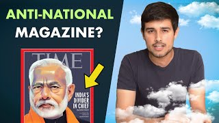 TIME Magazine and Cloud Theory of Modi   Analysis by Dhruv Rathee