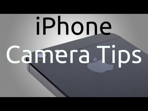 iPhone Camera Tips - HOW TO Make Your iPhone Camera Better