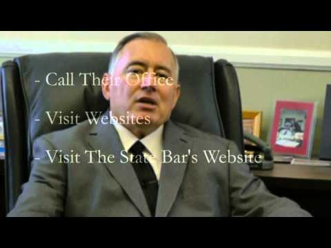 Selecting an Estate Planning, Probate or Trust Attorney