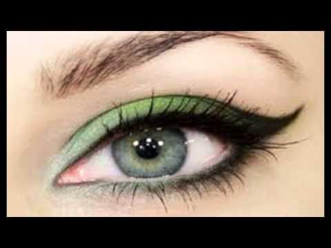 Makeup In Eyes