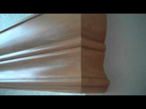 Custom Wood Cornices