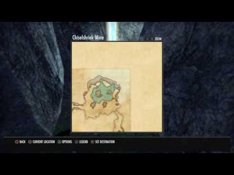 The Elder Scrolls Online: Craglorn Skyshard 12