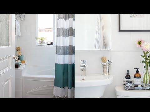 Interior Design — Tiny Rental Bathroom Reno On A Budget