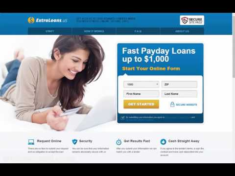 How To Get A Loan With Bad Credit Fast Payday Loans up to $1,000