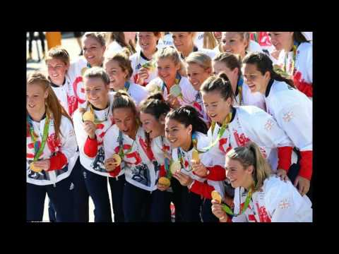 This video show that britain very concerned with team GB,but how they will recognize their luggage?