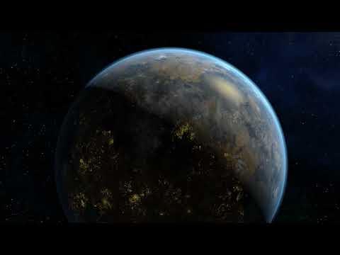 Procedural Planets (Unity Asset) - Trailer